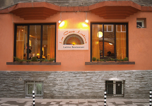 La Casa Latina