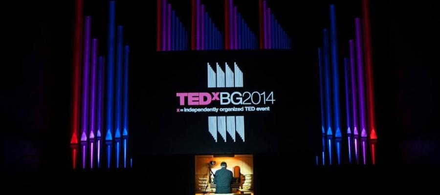 Multi Kulti at TEDxBG 2014