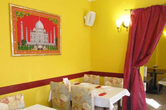 Ресторант Индия